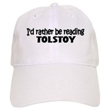 Tolstoy Baseball Cap