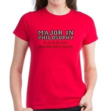 Major in Philosophy Tee
