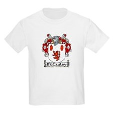 McCauley Coat of Arms T-Shirt