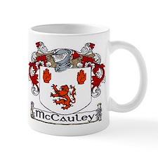 McCauley Coat of Arms Mug