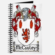 McCauley Coat of Arms Journal