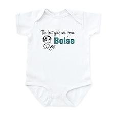 Best Girls Boise Infant Creeper
