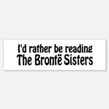 Bronte Sisters Stickers