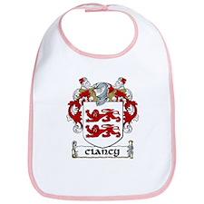 Clancy Coat of Arms Bib