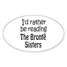 Bronte Sisters Decal