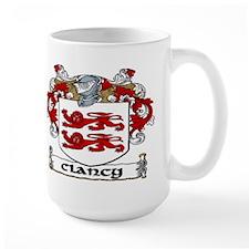 Clancy Coat of Arms Mug