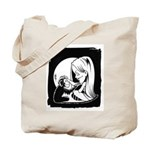 Gillian and Pal Tote Bag