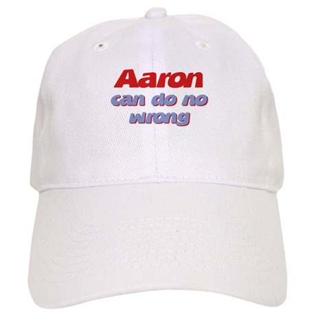 Aaron Can Do No Wrong Cap