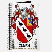 Clark Coat of Arms Journal