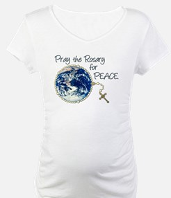 Pray the Rosary for Peace Shirt