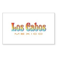 Los Cabos - Rectangle Decal