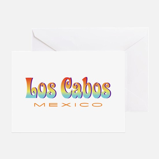 Los Cabos - Greeting Card