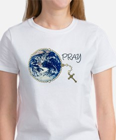 World Prayer Women's T-Shirt