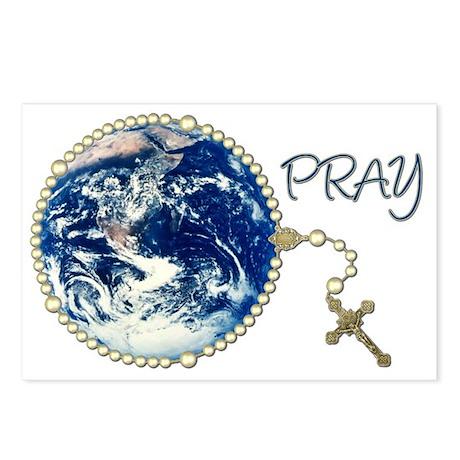 World Prayer Postcards (Package of 8)