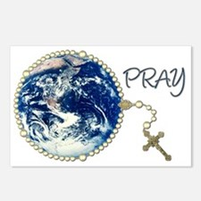 World Prayer Postcards (Package of 8)