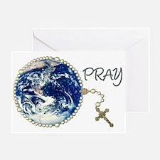World Prayer Greeting Card