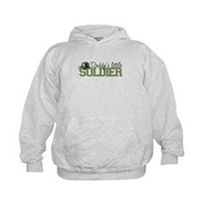 Daddy's Little Soldier Hoodie