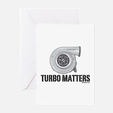 Turbo Matters Greeting Cards (Pk of 10)