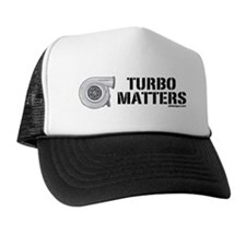 Turbo Matters Trucker Hat