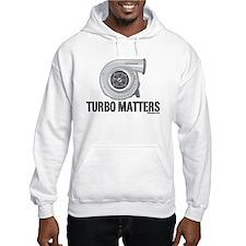 Turbo Matters Hoodie