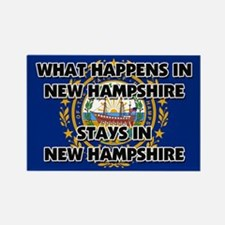 What Happens In NEW HAMPSHIRE Stays There Rectangl