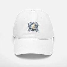 Polar Bear South Carolina Baseball Baseball Cap