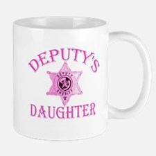 Deputy's Daughter Mug
