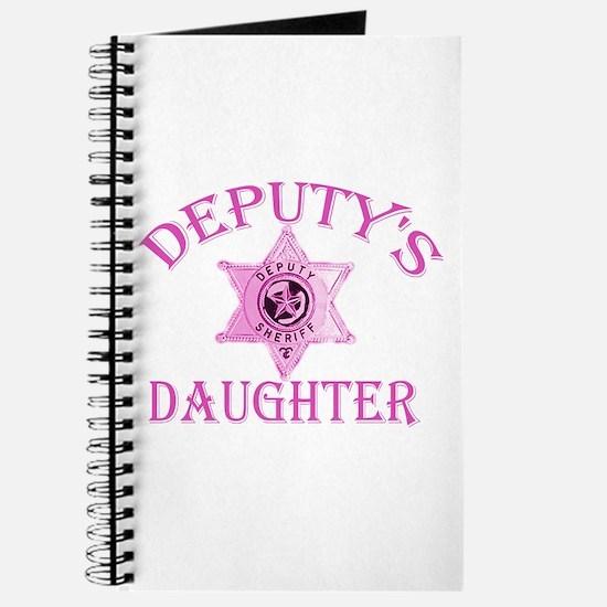 Deputy's Daughter Journal