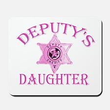 Deputy's Daughter Mousepad
