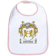 Collins Coat of Arms Bib