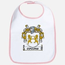 Collins Coat of Arms Bib