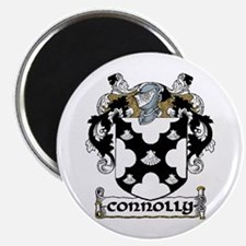 """Connolly Coat of Arms 2.25"""" Magnet (10 pack)"""