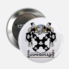 "Connolly Coat of Arms 2.25"" Button (10 pack)"