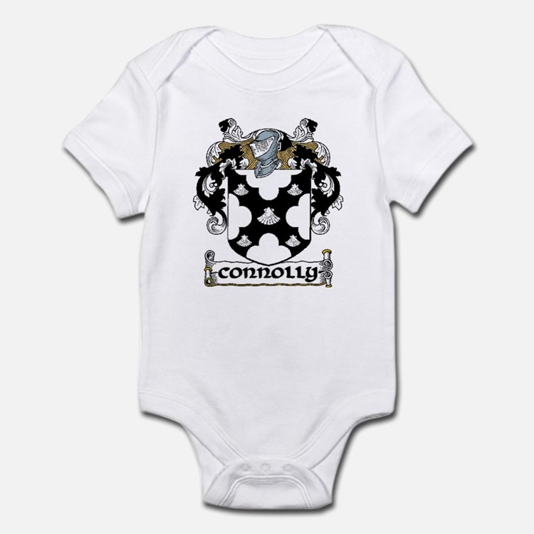 Connolly Coat of Arms Infant Bodysuit