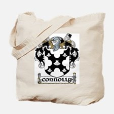 Connolly Coat of Arms Tote Bag