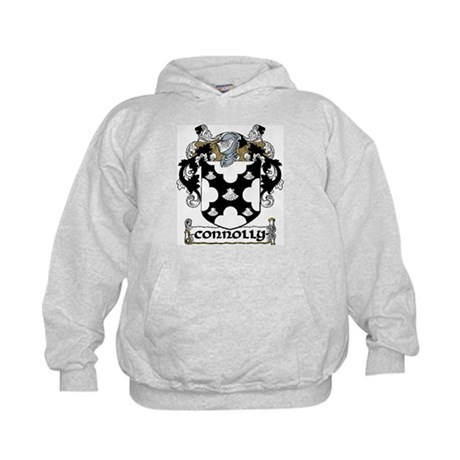 Connolly Coat of Arms Kids Hoodie