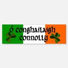 Connolly Coat of Arms Bumper Bumper Sticker