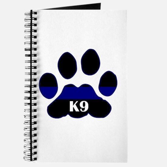 K9 Thin Blue Journal