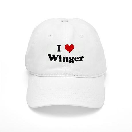 I Love Winger Cap