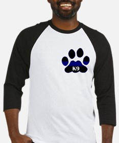 K9 Thin Blue Baseball Jersey