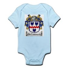 McCormack Coat of Arms Infant Bodysuit