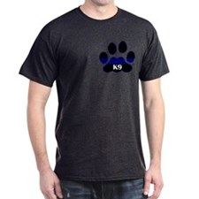 K9 Thin Blue T-Shirt
