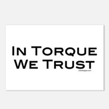 In Torque Postcards (Package of 8)