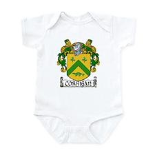 Corrigan Coat of Arms Infant Bodysuit
