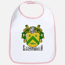 Corrigan Coat of Arms Bib