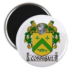 "Corrigan Coat of Arms 2.25"" Magnet (10 pack)"