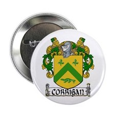 "Corrigan Coat of Arms 2.25"" Button (10 pack)"
