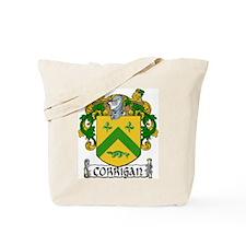 Corrigan Coat of Arms Tote Bag