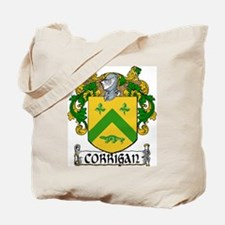 Corrigan Coat of Arms Tote Bag