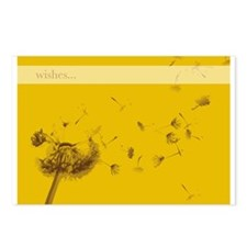 Wish Flower Postcards (Package of 8)